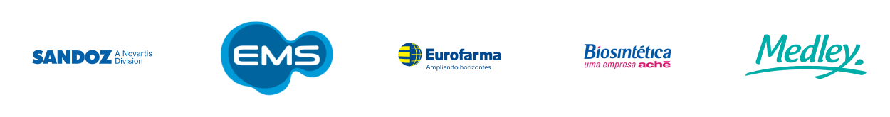 Logos laboratórios farmacêuticos